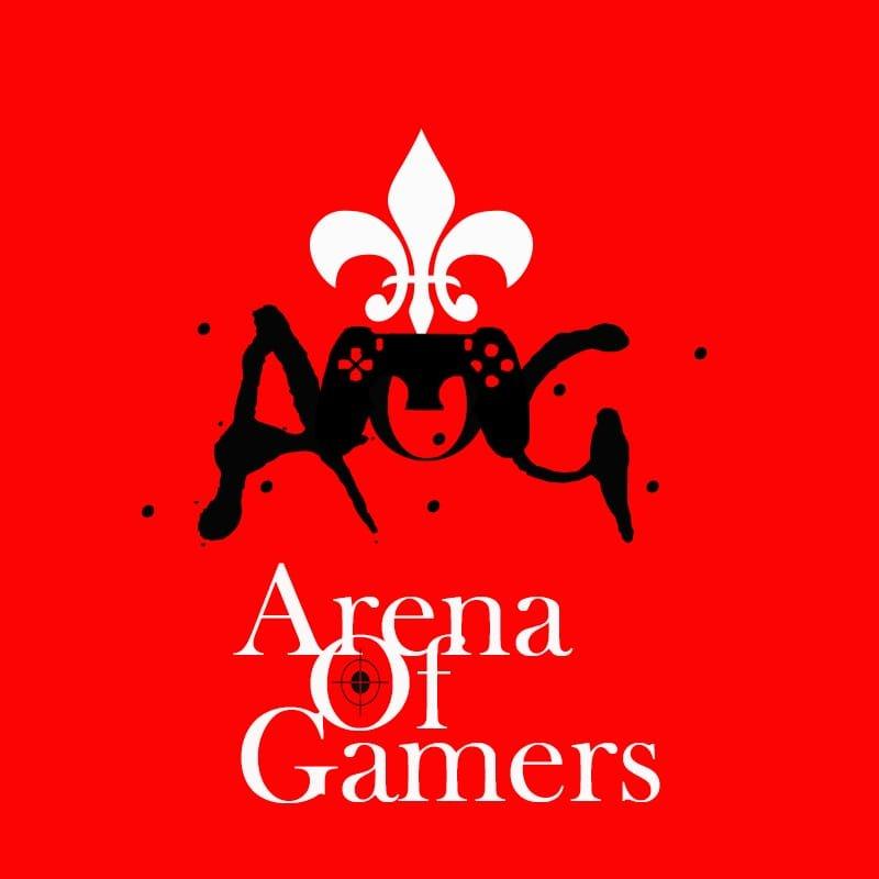 Logo de AOG (Arena Of Gamers)
